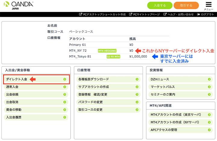 オ アンダ ジャパン mt4